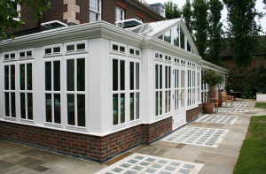 Classic Georgian Timber Conservatory